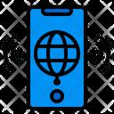 Wifi Signals Symbol Icon