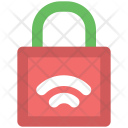 Wifi Locked Sign Icon
