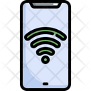 Wireless Wifi Mobile Icon