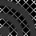 Wifi Rss Signal Icon
