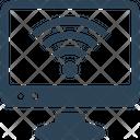 Device Wifi Internet Icon
