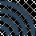 Ui Ux Wifi Icon