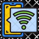 Wifi Signal Smartphone Wifi Icon