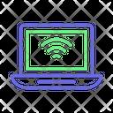 Internet Laptop Notebook Icon