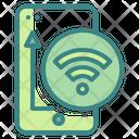 Wifi Phone Smartphone Icon