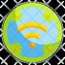 Wifi Internet Wireless Icon