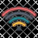 Internet Network Signal Icon
