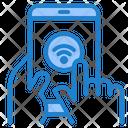 Wifi Smartphone Signal Icon