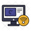 Online Gaming Disconnect Icon