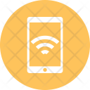 Mobile Wifi Apps Icon