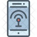 Wifi Mobile Signal Icon
