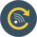 Wifi Reconnect Wireless Icon