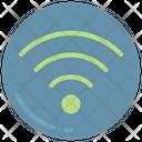 Wifi Internet Access Icon