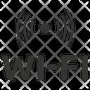 Wifi Internet Router Icon