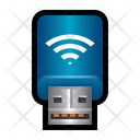 Wifi Wireless Adaptor Icon
