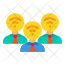 Wifi Administrator Icon