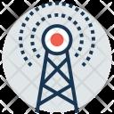 Wifi Tower Internet Icon