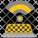 Wifi Signal Car Icon