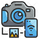Wifi Camera Camera Photograph Icon