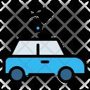 Car Smart Wifi Icon