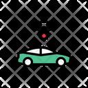 Car Vehicle Wireless Icon