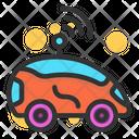 Wifi Car Smart Car Car Icon
