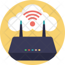 Wifi Cloud Icon