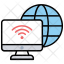 Wifi Connection Internet Icon