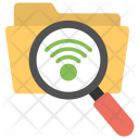 Wifi Connection Folder Icon
