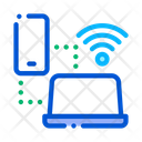 Wifi connection devices Icon