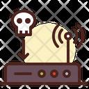 Wifi Danger Wifi Wifi Hacker Icon