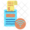 Wifi E Bill Icon