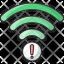 Wifi Failure Icon