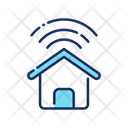 Wifi Home Internet Home Wireless Network Icon