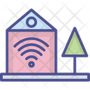Wifi Home Icon