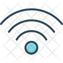 Wifi Hotspot Access Communication Icon