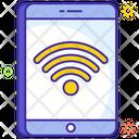 Wifi Hotspot Mobile Wifi Wireless Network Icon