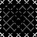 Web Multimedia Browsing Icon