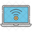 Wifi Laptop Laptop Connection Connected Device Icon