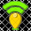 Wifi Location Wifi Location Icon