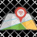 Connection Destination Location Icon