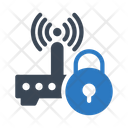 Wifi Lock Secure Wifi Lock Icon