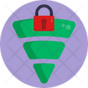 Wifi Lock Protection Security Icon