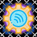 Wifi Management Icon