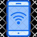 Wifi Mobile Icon