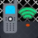 Wifi Mobile Cell Icon