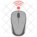 Wifi Mouse Icon