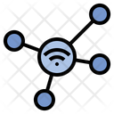 Wifi Network System Icon