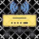 Wifi Network Internet Device Wireless Network Icon
