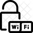 Wifi Passwrod Icon